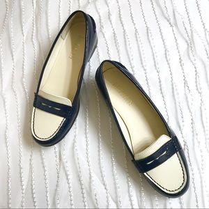 Lauren Ralph Lauren Gaston Penny Loafers, Size 8